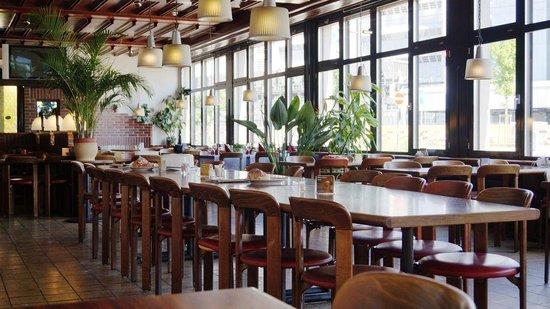 Restaurant Markthalle