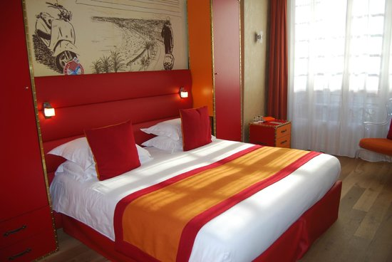 Nice Excelsior Hôtel : HABITACION