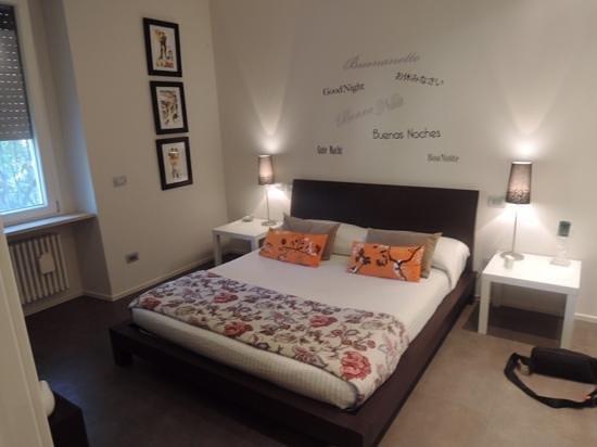 Appia Antica Resort: Our bedroom