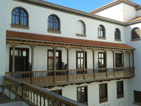 Iberostar Grand Hotel Mencey: Patio Interior