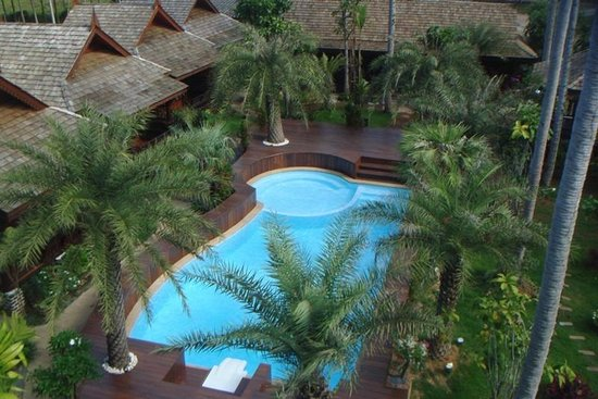 Baan Habeebee Resort : Swimming Pool