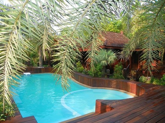 Baan Habeebee Resort : Swimming Pool