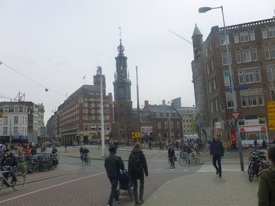 NH Carlton Amsterdam: Hotel NH Carlton