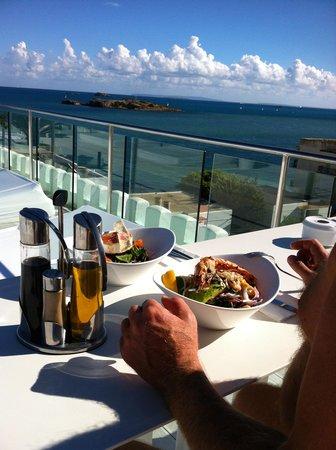 Hotel Es Vive: Food