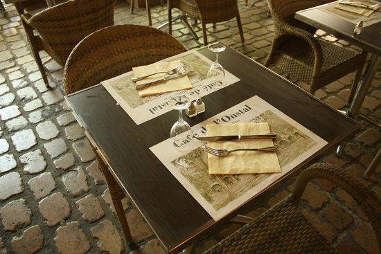 L'Oustal : Une table à ne pas louper...