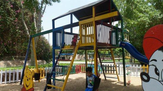 Trident Udaipur: kid play