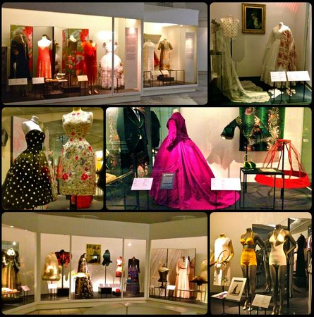 Museo Victoria and Albert: The Glamour of Italian Fashion
