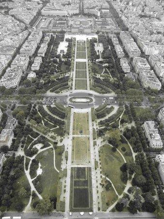 Tour Eiffel : Dall'ultimo piano