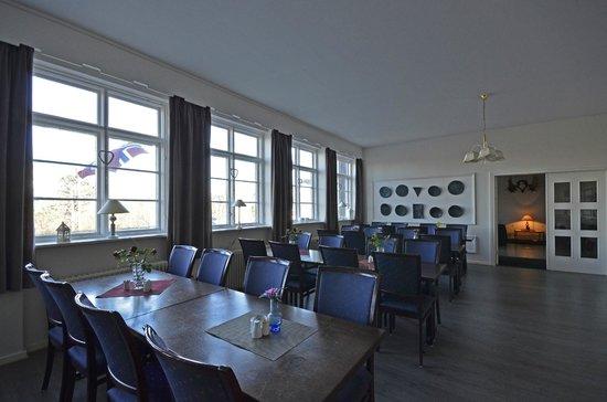 Saltfjellet Hotell Polarsirkelen: Restaurant