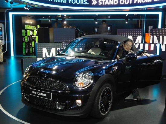 BMW Welt: Mini