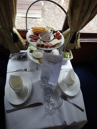 Puffing Billy Railway: Natter Platter
