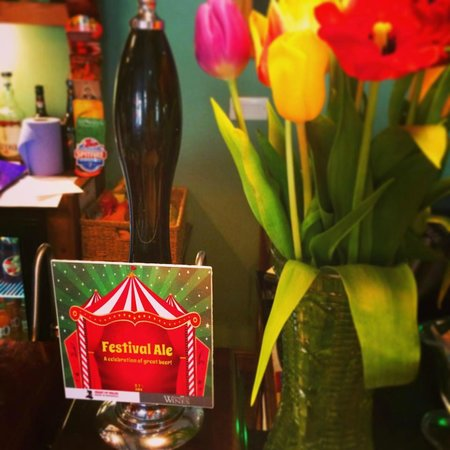 Ty Morgan's Bar-Bistro-Rooms: Our guest Ale