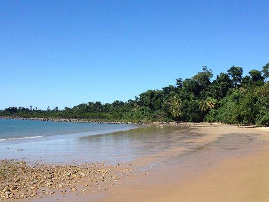Mission Beach: Serene beaches near pier