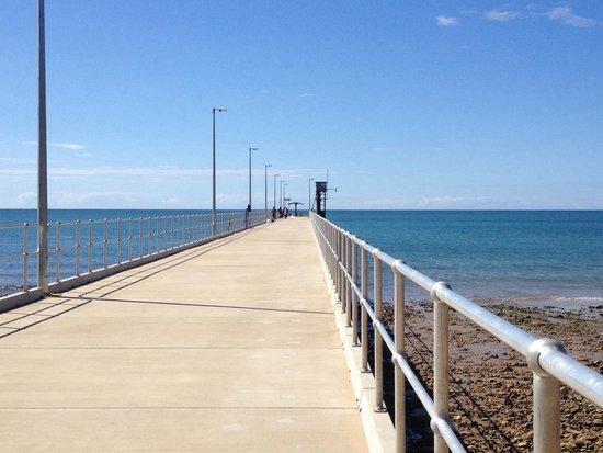Mission Beach: Pier