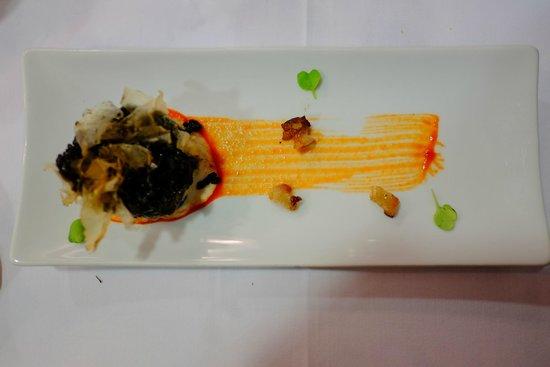 La Senda: El 3º del menú...arroz....