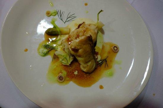 La Senda: El 4º del menú...el pescado