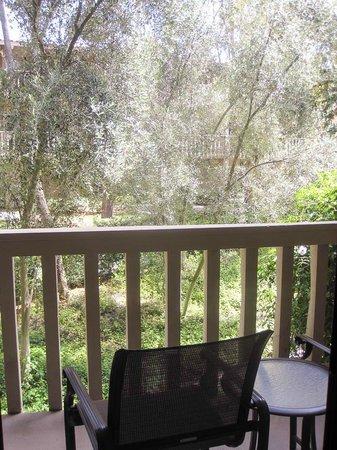 Rancho Bernardo Inn : My balcony