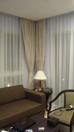 Kantary Beach Hotel Villas & Suites Khao Lak: Гостиная