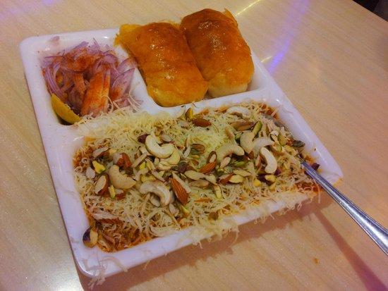 Amar Juice Centre: Pav Bhaji