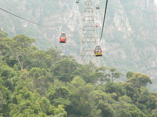 Langkawi Sky Cab: Langkawi Cable Car (Panorama Langkawi Sdn Bhd)