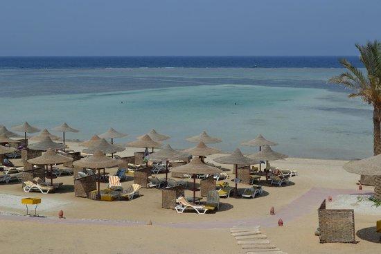 Eden Village Habiba Beach : vista dal ristorante