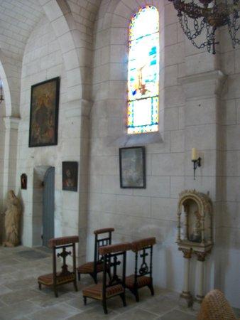 Le Prieure: Kapelle