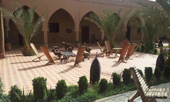 Hotel Nomad Palace : Hotel