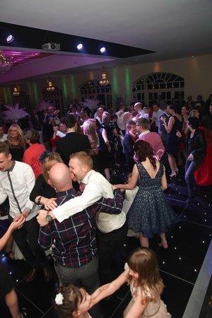 Bannatyne Spa Hotel : The montgomerie suite dance floor