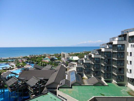 Limak Lara De Luxe Hotel&Resort: Номер с видом на море