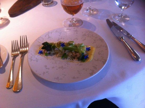 Driftwood Hotel : Lovely grub!