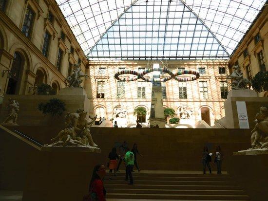 Musee du Louvre: Ingresso archeo