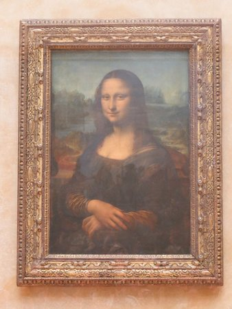 Musee du Louvre: Gioconda
