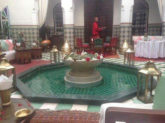 ClubHotel Riu Tikida Palmeraie : Traditional Riad