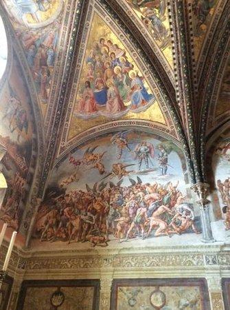 Duomo di Orvieto: indios