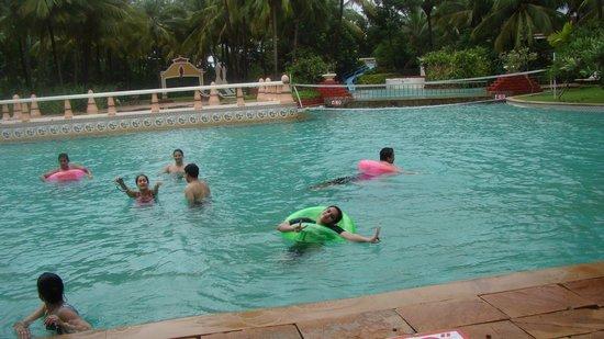 Taj Exotica Goa: NICE & CLEAN POOL