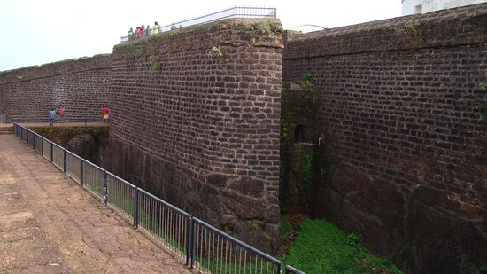 Taj Exotica Goa: EXTERIOR OF FORT AQUADA
