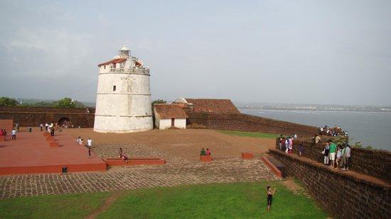 Taj Exotica Goa: FORT AGUADA