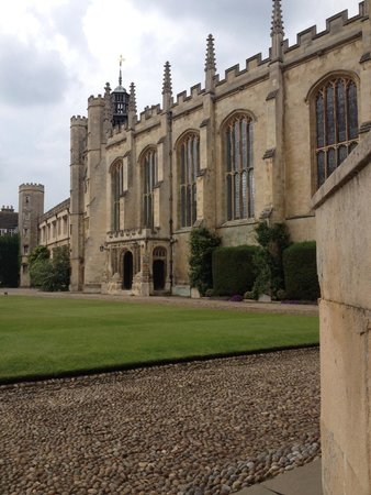 Footprints Tours Cambridge: Footprints tours