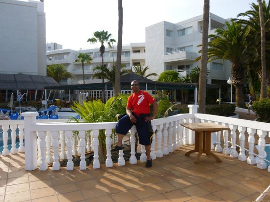 Sol Lanzarote All Inclusive: In the hotel grounds