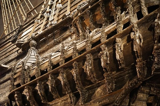 Vasa Museum: Vasa 1