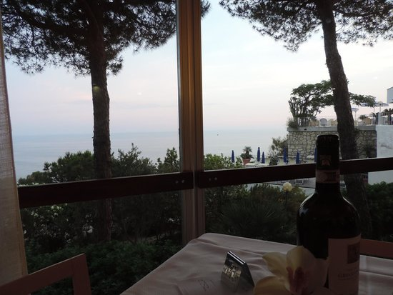 Hotel San Giorgio Terme : Vista Sala da Pranzo