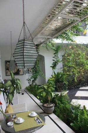 Casa Artista Bali: вид из номера