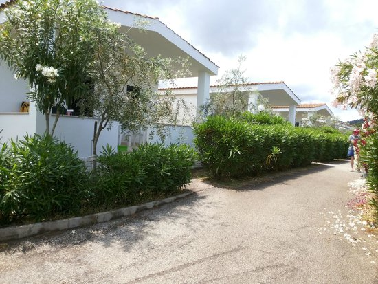 Centro Vacanze Oriente: bowngalow