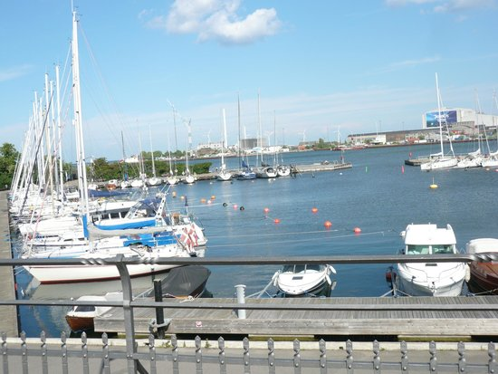 Adina Apartment Hotels Copenhagen: View near the Little Mermaid
