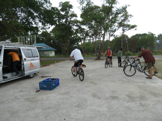 Amazing Bike Tours : getting started