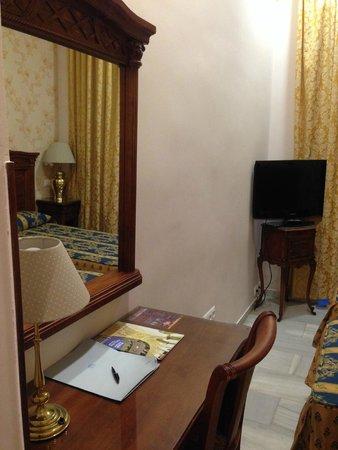Hotel Europa: Detalle Habitación Doble