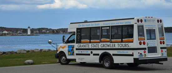 ‪Granite State Growler Tours‬