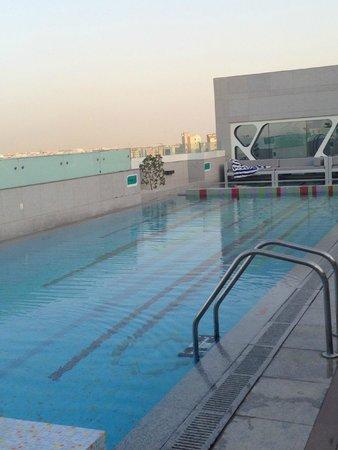 Amari Doha Qatar : Rooftop Pool