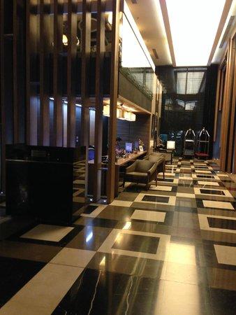 Amari Doha Qatar: Lobby Area / Reception