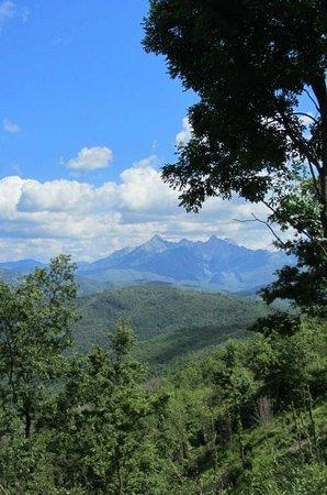 La Luna di Quarazzana: The Walk to the hills!